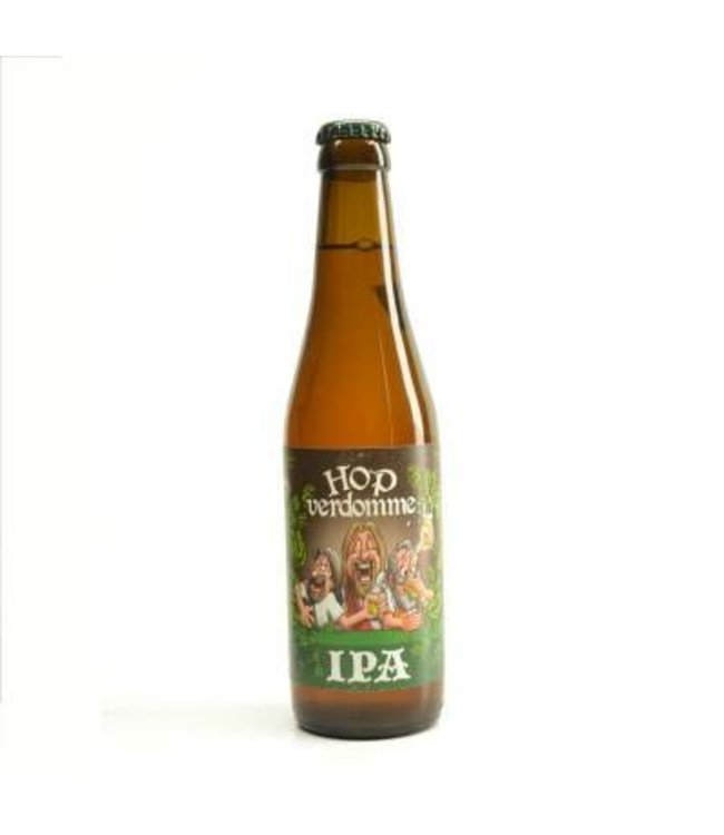 Hopverdomme IPA - 33cl