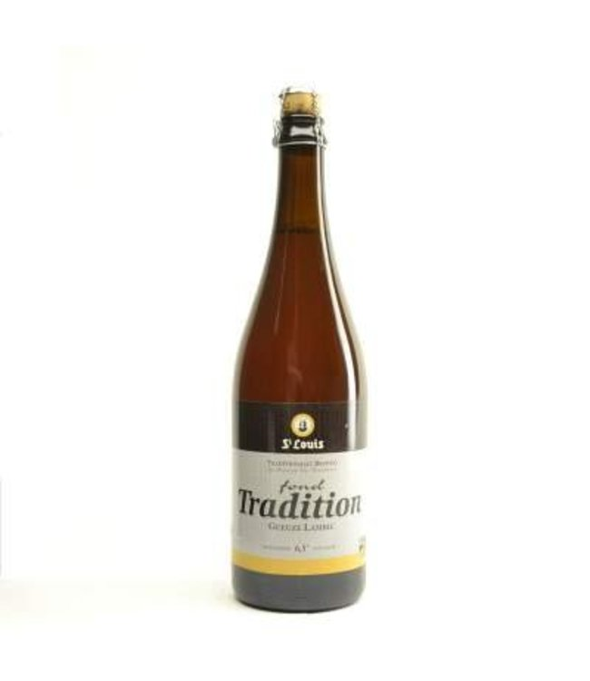 St Louis Gueuze Fond Tradition - 75cl