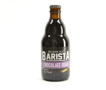 Kasteel Barista Chocolate Quad - 33cl