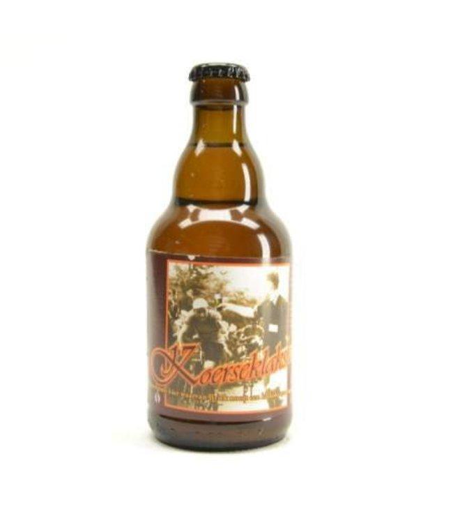 Gaverhopke Koerseklakske - 33cl
