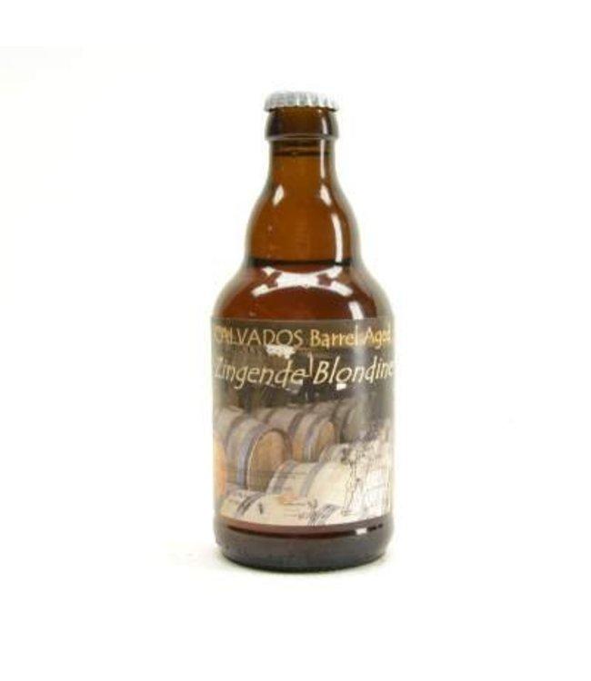 Gaverhopke Zingende Blondine Calvados B.A. - 33cl