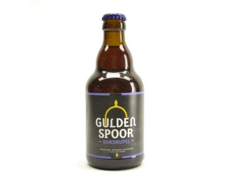 A Gulden Spoor Quadrupel