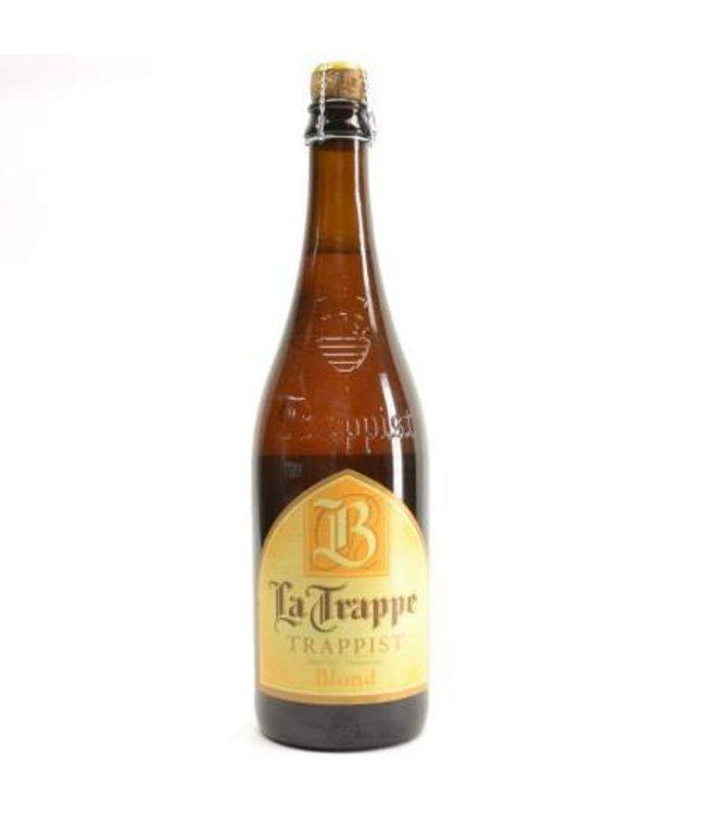 75cl   l-------l La Trappe Blond - 75cl (NL)