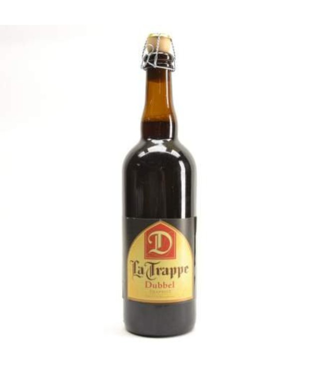 75cl   l-------l La Trappe Dubbel - 75cl (NL)