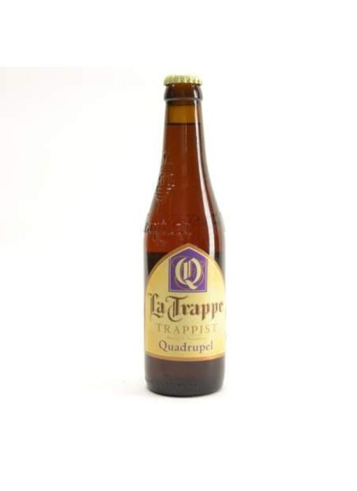 La Trappe Quadrupel - 33cl (NL)