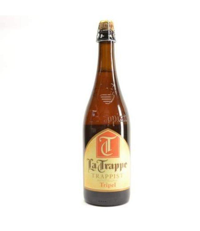 75cl   l-------l La Trappe Tripel - 75cl (NL)