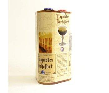Trappistes Rochefort Bier Geschenk (3x33cl)
