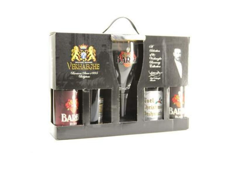 MG / STUK Barbe Beer Gift Pack