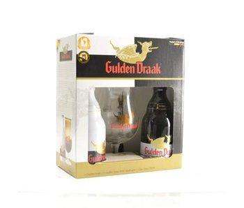 Coffret cadeau Gulden Draak (2x33cl + gl)