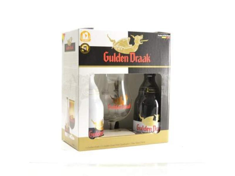 MG / STUK Gulden Draak Biergeschenk
