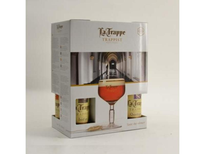C La Trappe Biergeschenk