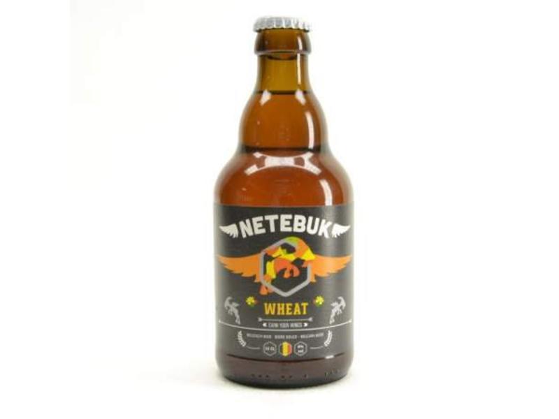 WA / FLES Gulden Spoor Netebuk Wit