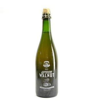 Oud Beersel Green Walnut - 75Cl