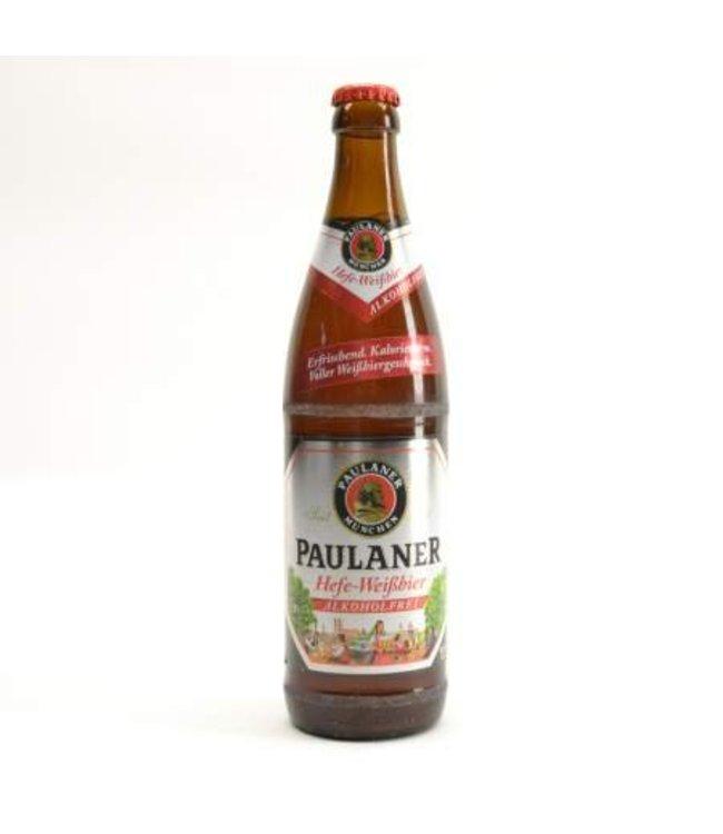 Paulaner Hefe Weissbier Alkoholfrei - 50Cl (DE)