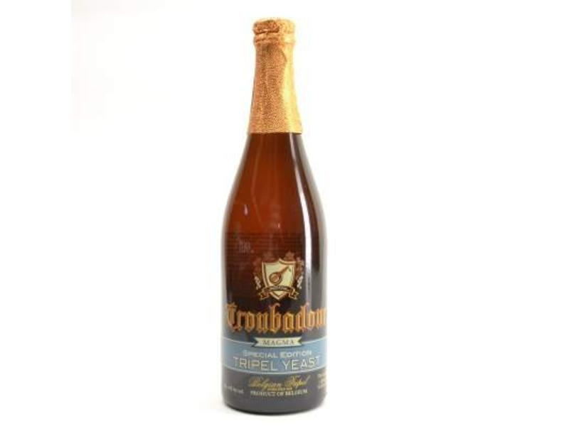 B Troubadour Magma Tripel Yeast Special