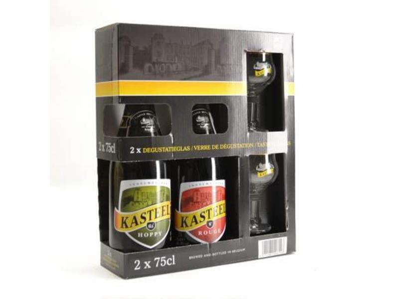 C Kasteel Bier Geschenk