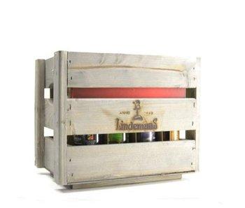 Lindemans Wooden Gift Pack (12x25cl)
