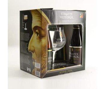 Straffe Hendrik Gift Pack (4x33cl + gl)