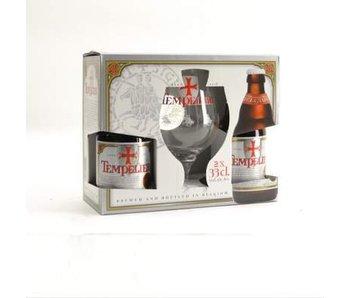 Tempelier Bier Geschenk (2x33cl + gl)