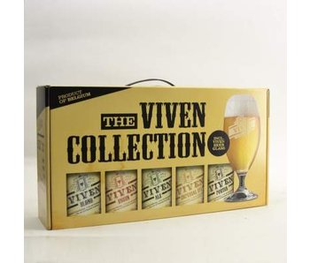 Viven Biergeschenk (5x33cl + gl)
