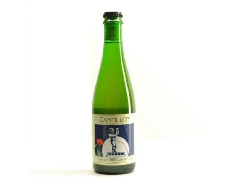 WA Cantillon Gueuze (100% Lambic Bio)