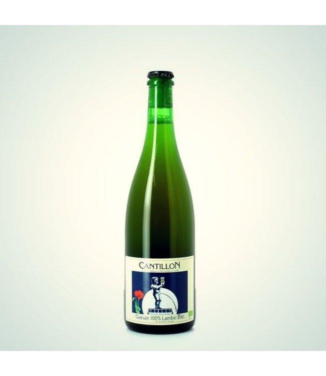 75cl   l-------l Cantillon Gueuze (100% Lambic Bio) - 75cl