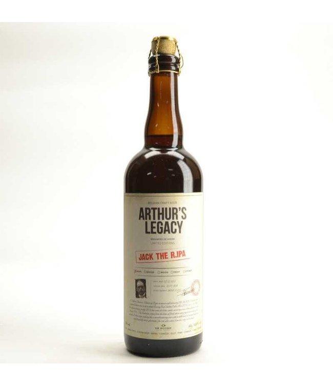 75cl   l-------l Arthurs Legacy Jack The Ripa - 75cl
