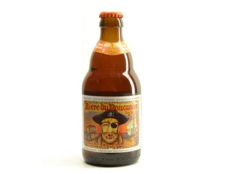 WA Biere du Boucanier Red