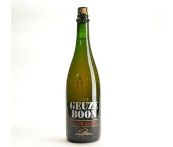 Boon Oude Gueuze Black Label - 75cl