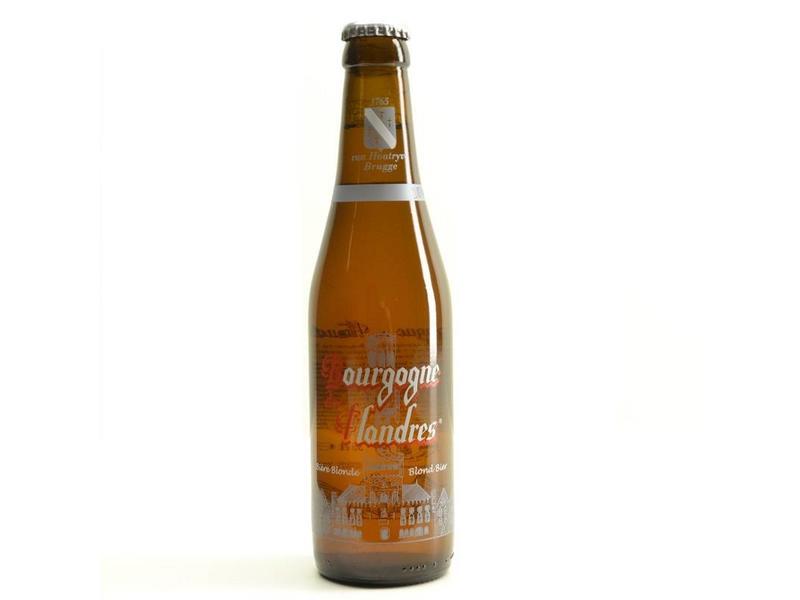 Bourgogne Des Flandres Blond