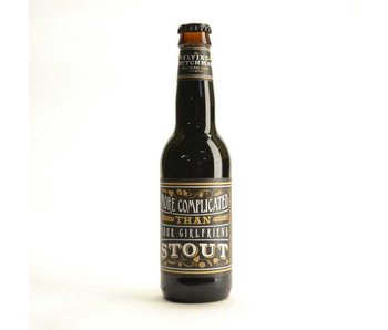 More Complicated Than Your Girlfriend Stout - 33cl (FI)