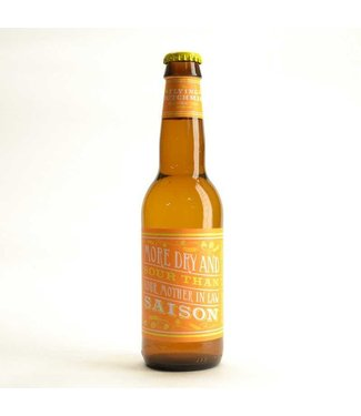 More Dry And Sour Than Your Mother In Law Saison - 33cl (FI)