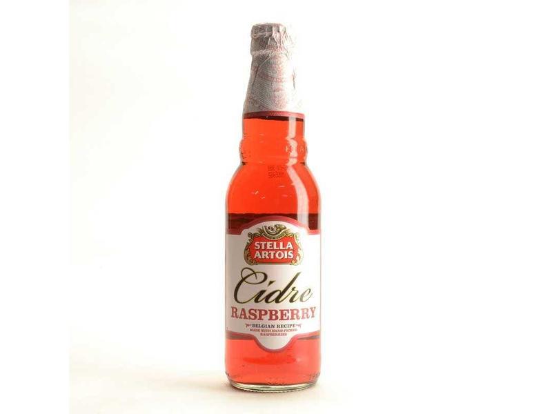 WA / FLES Stella Artois Cidre Raspberry