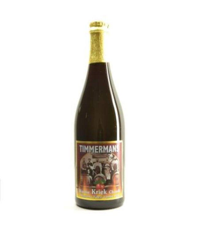 75cl   l-------l Timmermans Warme Kriek - 75cl