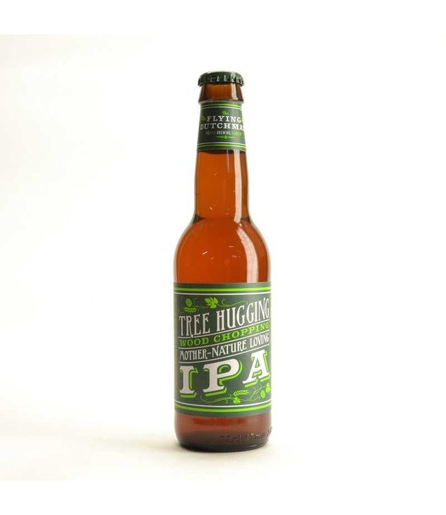 Flying Dutchman Tree Hugging Wood Chopping Mother Nature Loving IPA - 33cl (FI)