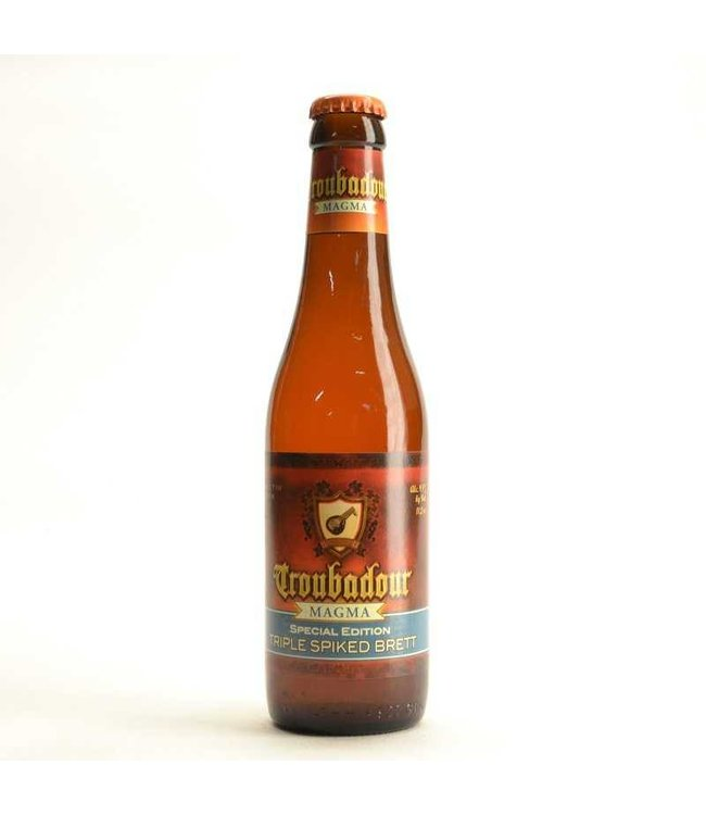 Troubadour Magma Tripel Yeast Special - 33cl