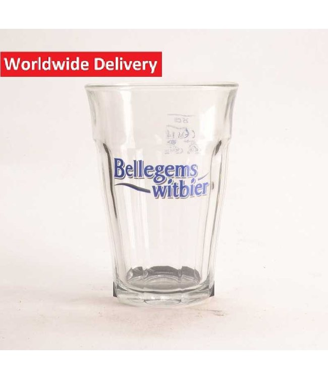 GLAS l-------l Bellegems Witbier Glas - 25cl