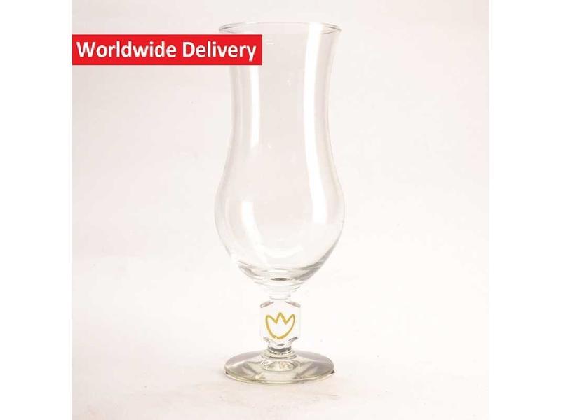 Bloemenbier Glas