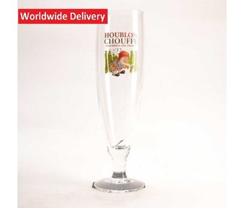 Chouffe Houblon IPA Beer Glass - 33cl
