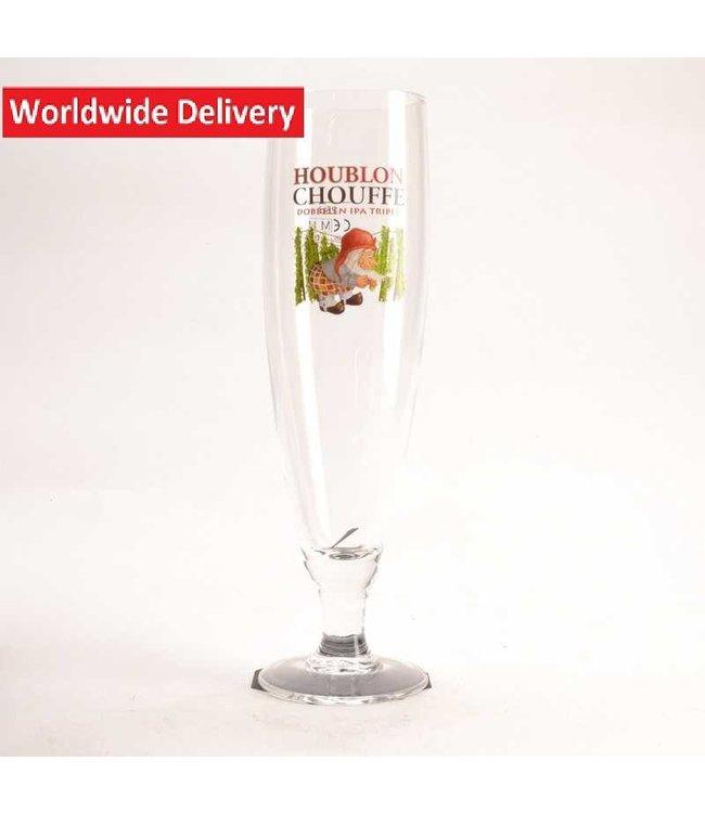 GLAS l-------l Chouffe Houblon IPA Bierglas - 33cl
