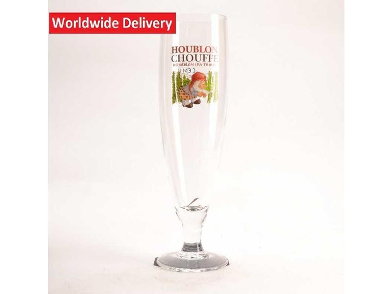 Chouffe Houblon IPA Beer Glass
