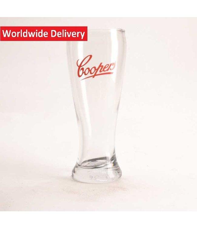 Coopers Beer Glass - 25cl (AUS)