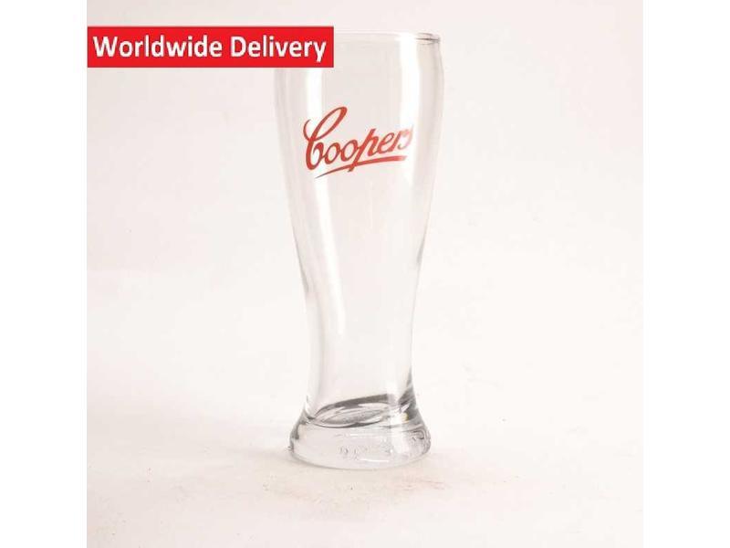 Coopers Beer Glass