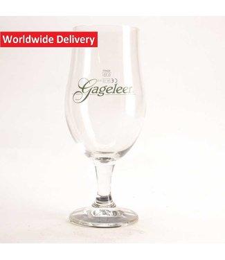 GLAS l-------l Gageleer Bierglas - 33cl