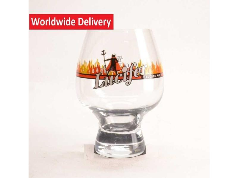 Lucifer Beer Glass