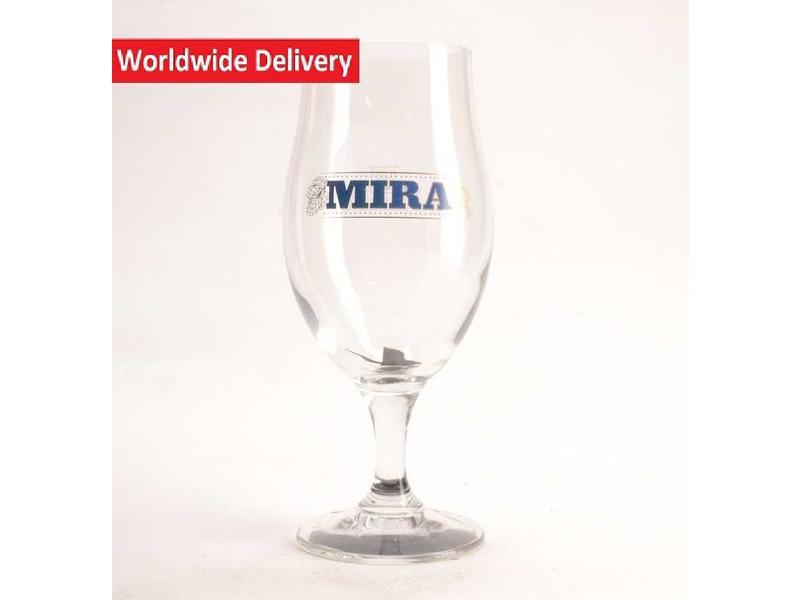 Mira Beer Glass