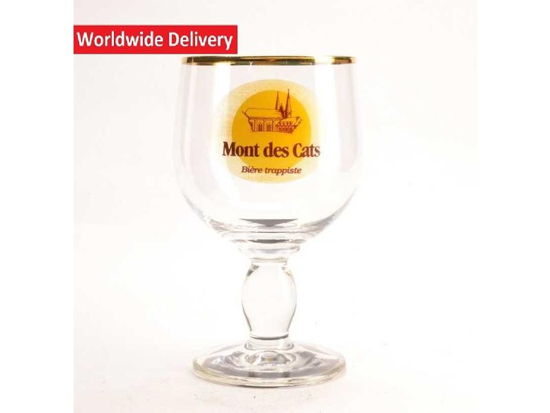 Mont des Cats Beer Glass
