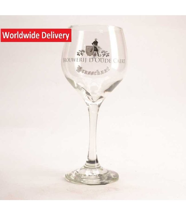 Oude Caert Beer Glass - 33cl