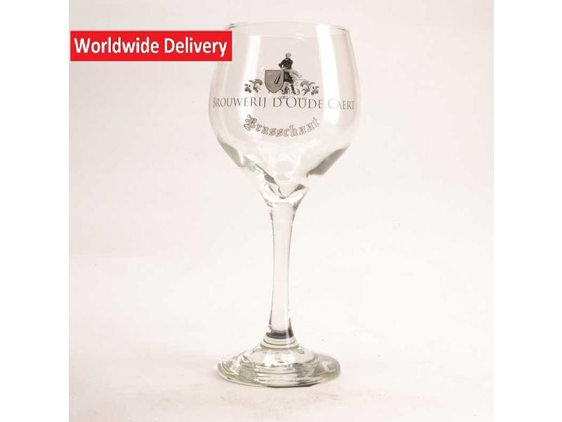 WD Oude Caert Beer Glass