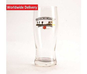 Passchendaele Beer Glass - 25cl